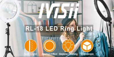 Deal Ivisii Ring Light Featured