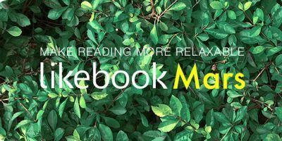Deal Likebook Mars Ereader Featured