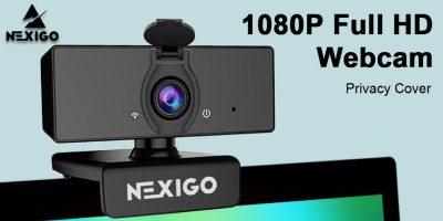 Deal Nexigo Webcam Featured