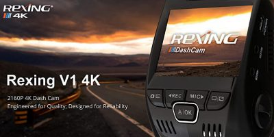 Deal Rexing Dashcam Featured