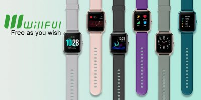 Deal Willful Smartwatch Featured