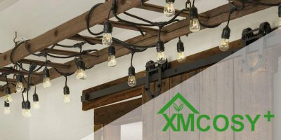 Deal Xmcosy Outdoor String Lights Featured