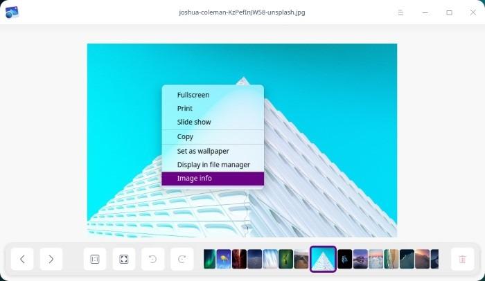 Deepin Review Update Image Viewer