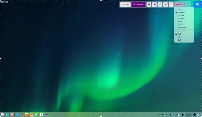 Deepin Review Update Screenshot Screen Recorder