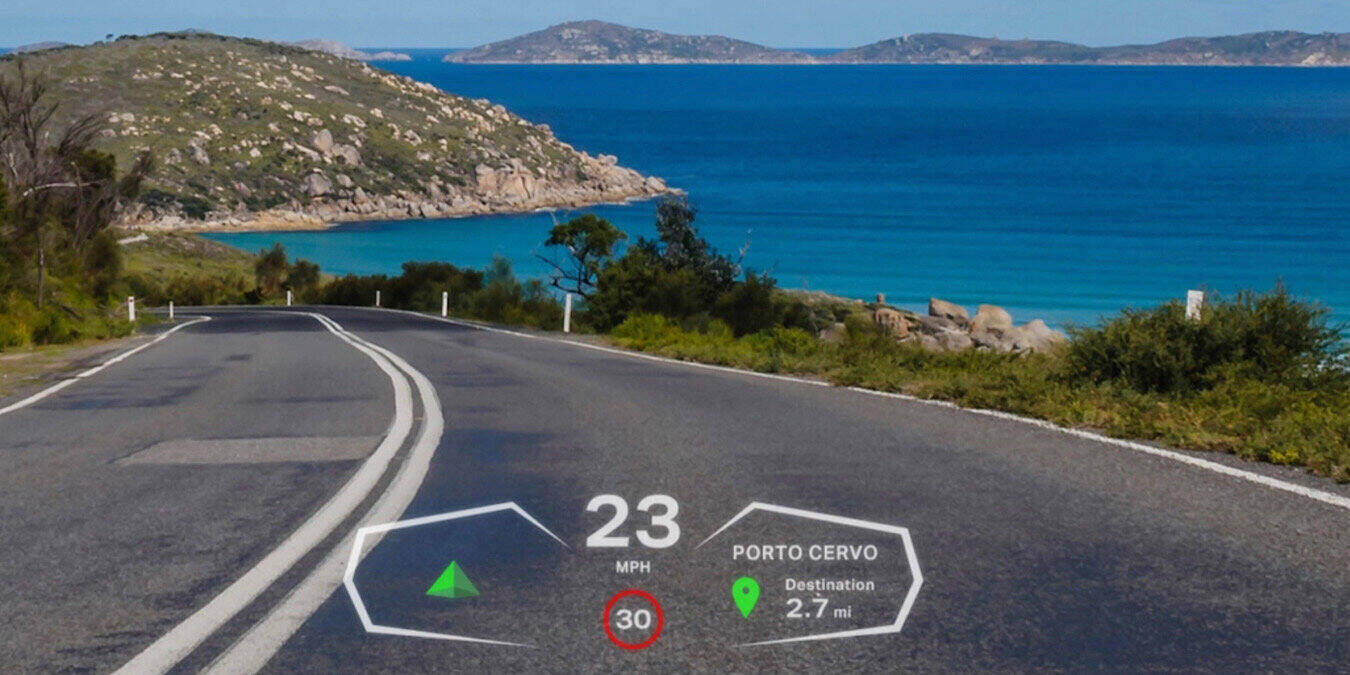 Envisics to Bring AR Holography to Windshields