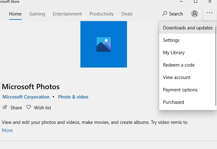 Photos App Downloads And Updates1