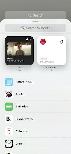 أدوات عرض Apple Ios 14 Widgets اليوم