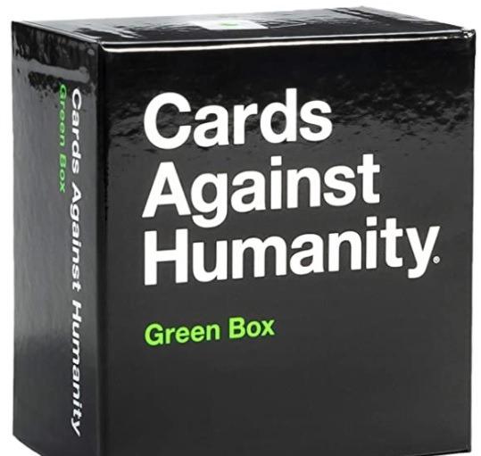 मानवता ऑनलाइन ग्रीन बॉक्स के खिलाफ कार्ड खेलने के लिए सर्वश्रेष्ठ साइटें