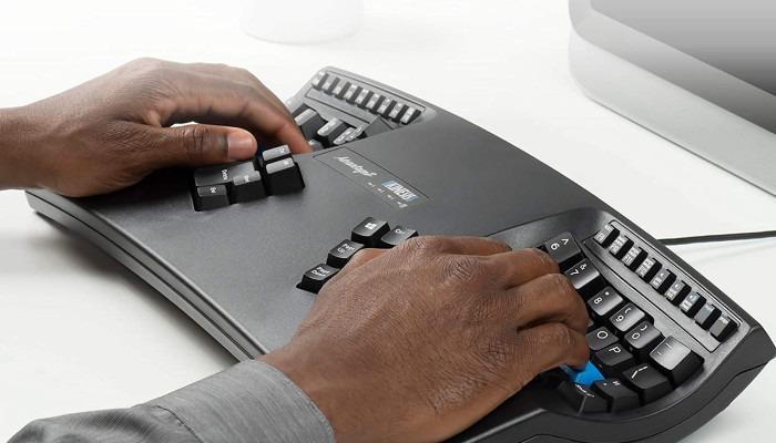 ميزة لوحة المفاتيح الميكانيكية المريحة 2