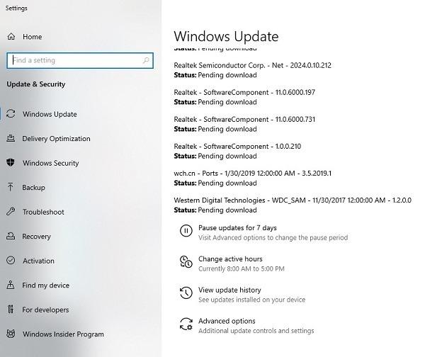 إصلاح مشاكل دقة الشاشة في Windows 10 Update