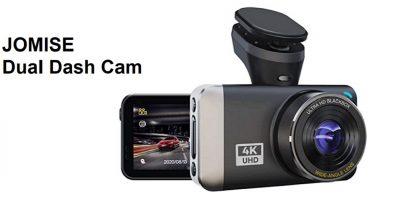 Jomise Dual Dash Cam Review