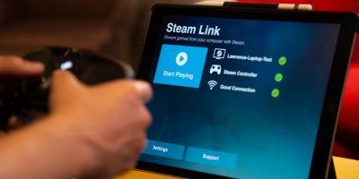Use Steam Link Stream Desktop Non Steam Games Hero