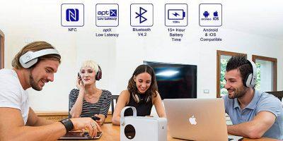 Deal August Wireless Headphones Featured