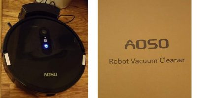 Aoso 2000pa Robot Vacuum Review