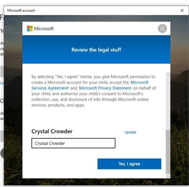 विंडोज 10 समझौते में माइक्रोसॉफ्ट फैमिली सेफ्टी फीचर्स कैसे सेट करें