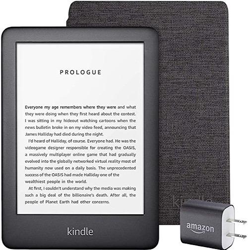 Kesepakatan Set Bundel Kindle Essentials