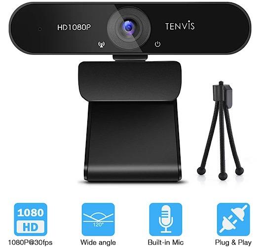 Menangani Tripod Webcam Tenvis