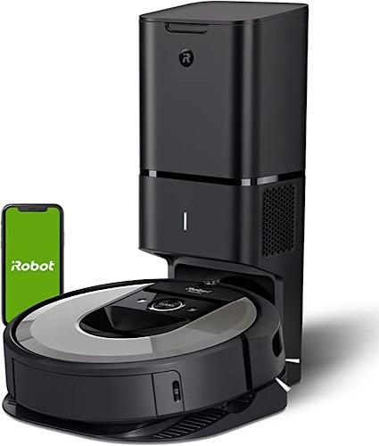 Deal Irobot Roomba I6 Self Emptying