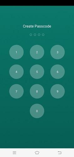 Hide Texts Calls Whatsapp Chat Locker Passcode