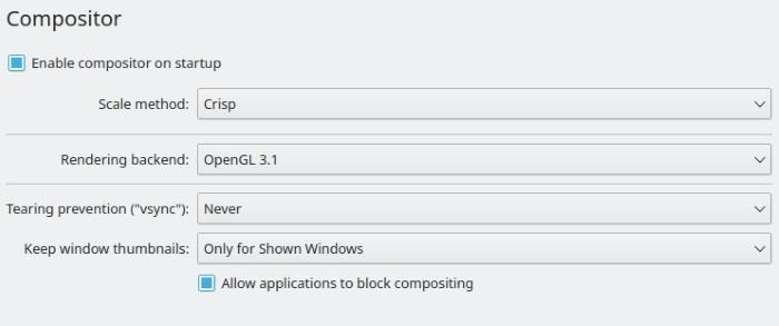 Kde Desktop Effects Compositor Light