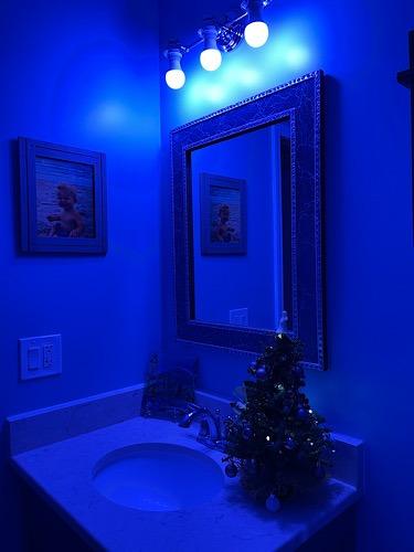 Tinjau Lampu Linkind Biru