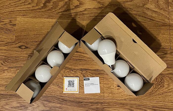 Tinjau Linkind Bulbs Unboxing