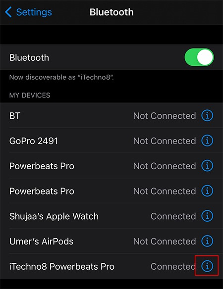 Switch Airpods Between Devices Info
