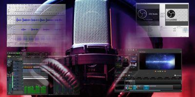 Tools For Linux Podcasting Featured