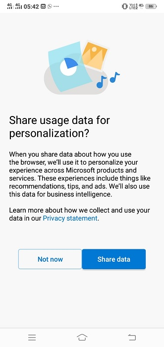 Privasi Tepi Alternatif Browser Uc