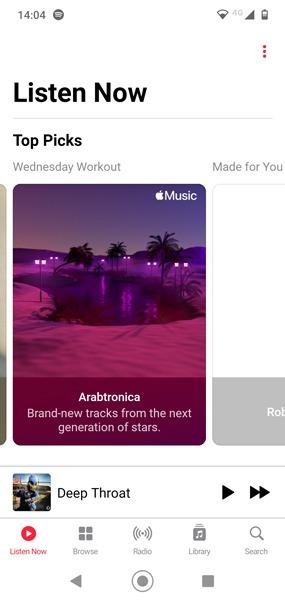 Apple Music Vs Spotify Apple Music Dengarkan Sekarang