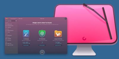 Cleanmymacx Featured