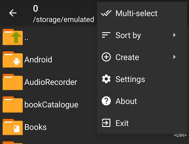 Kompres Dan Ekstrak File Di Android Dengan Zarchiver Buat