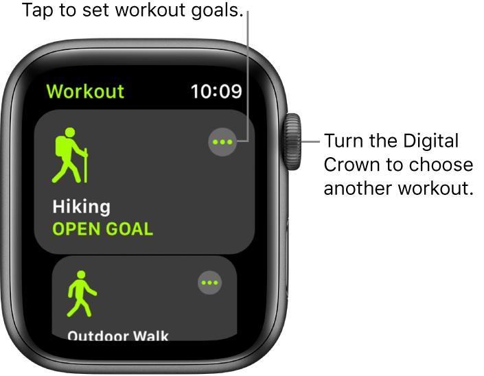 Temukan Semuanya Apple Watch Workout