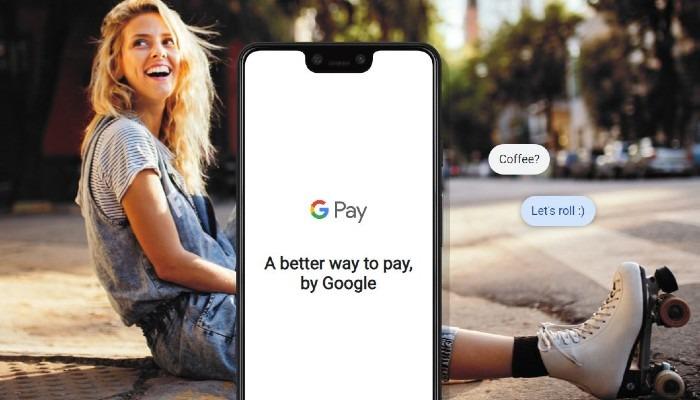 Promo Google Pay