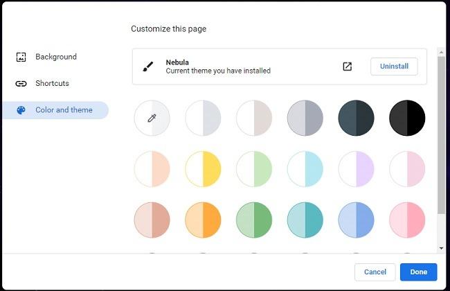 Cara Mengubah Warna Dan Tema Pada Warna Chrome
