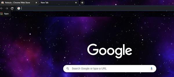 Cara Mengubah Warna Dan Tema Di Chrome Dipasang