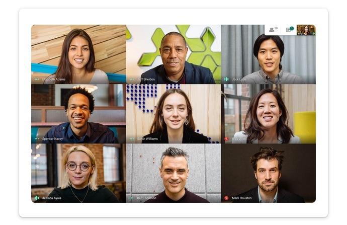 Cara Google Duo Berbagi Layar Seluler Google Meet