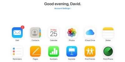 How To Login Icloud Ios Featured