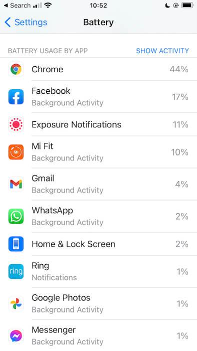 IPhone Anda secara otomatis merekam penggunaan aplikasi Anda.