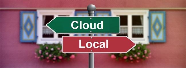 Cadangan Lokal Vs Cadangan Cloud Yang Merupakan Final Terbaik