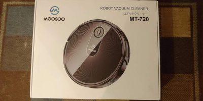 Moosoo Mt 720 Robot Vacuum Cleaner Review