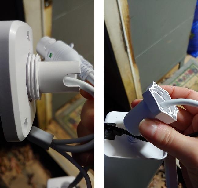 Review Kamera Keamanan Luar Ruangan Netvue Vigil 2 Putus