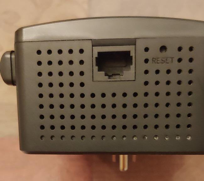Ulasan Ethernet Rock Space Wi Fi Range Extender
