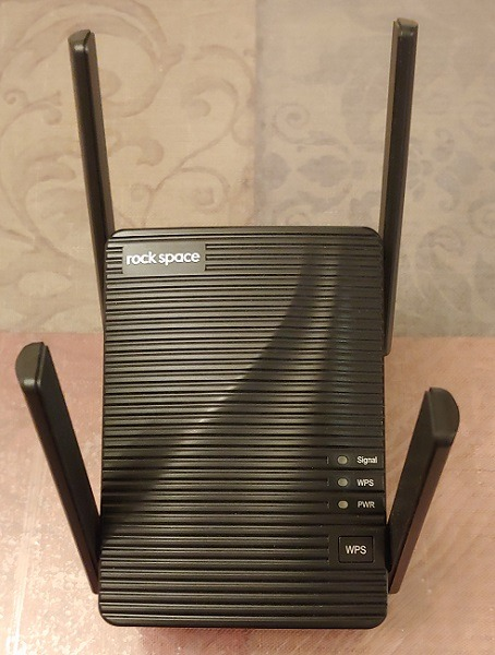 Final Ulasan Rock Space Wi Fi Range Extender