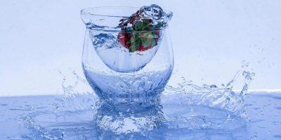 Spilled Water Macbook