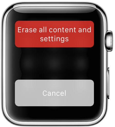 Alihkan Pengaturan Apple Watch Iphone Erase
