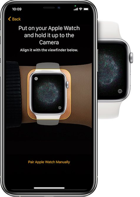 Alihkan Layar Pengaturan Apple Watch Iphone