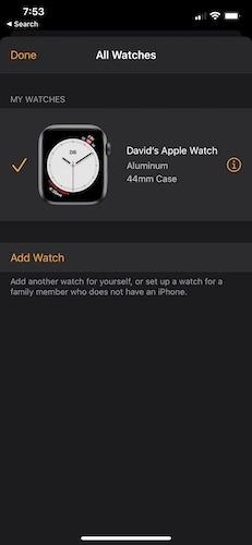 Ganti Apple Watch Iphone Lepas Sambungan Jam