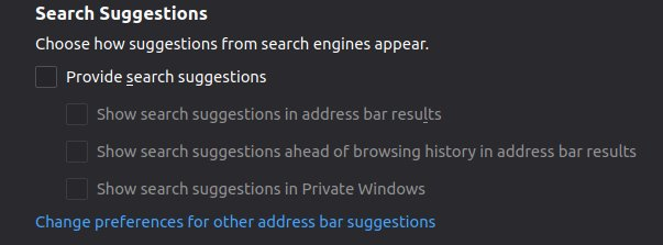 Best Ff Privacy Addons Firefox Options Search