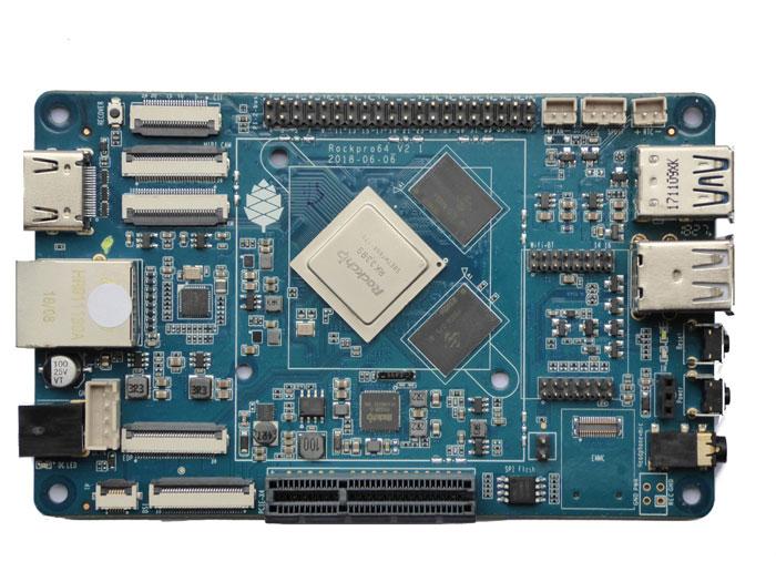 أفضل بدائل Raspberry Pi Rockpro64